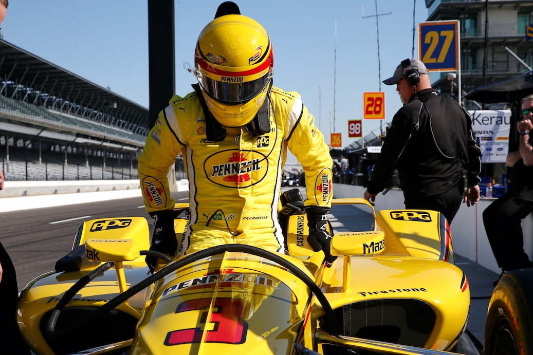 helio-castronves-shell-pennzoil